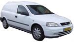 Opel Astra G фургон II